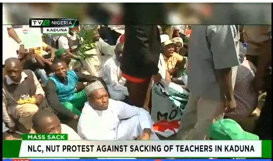 NLC dares El- Rufai, Shuts down Kaduna over sacked teachers