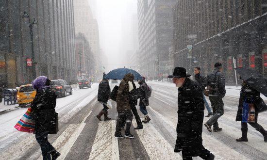 New York declares Winter emergency