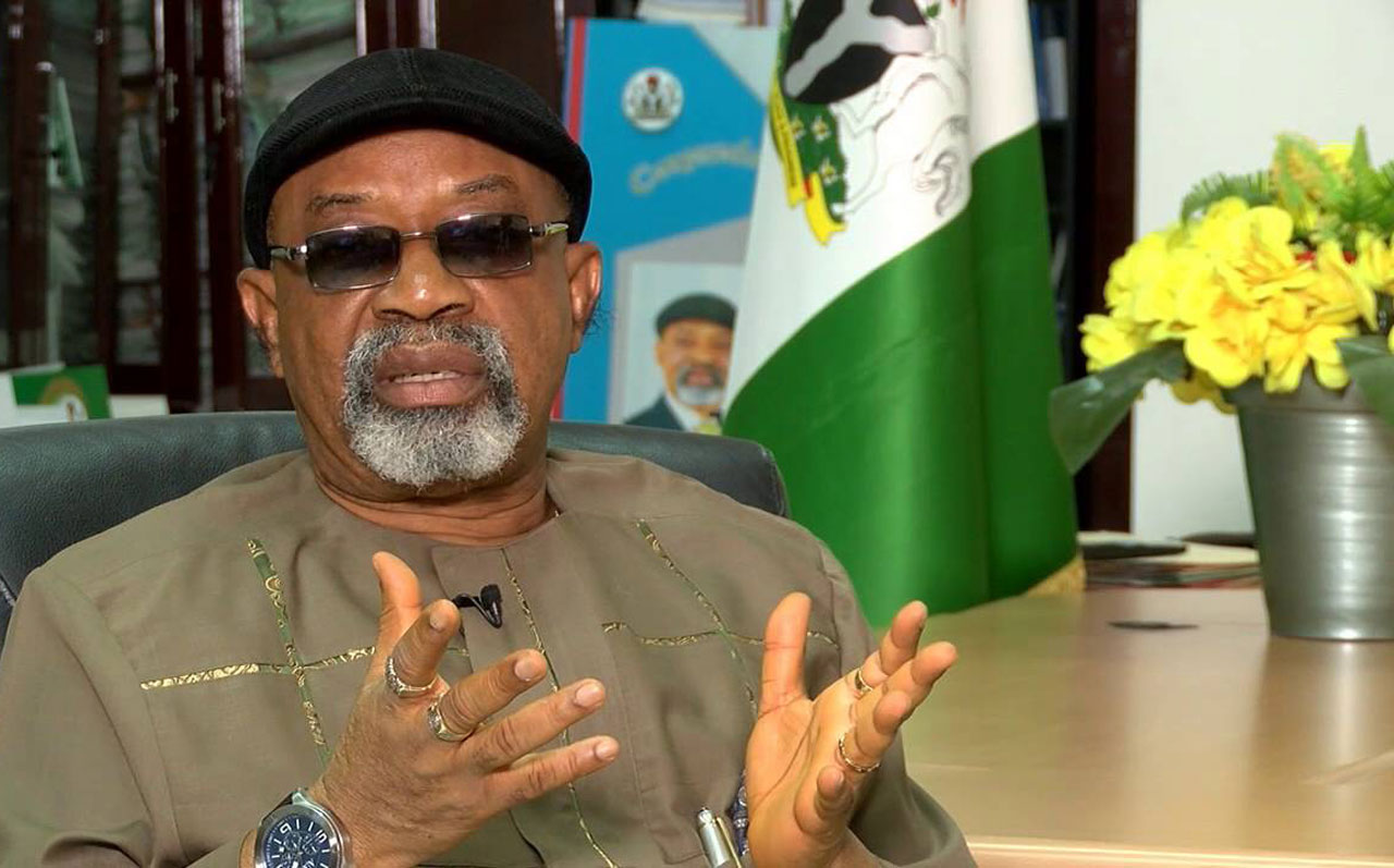 Ngige denies naming N1b for Ekwueme's burial