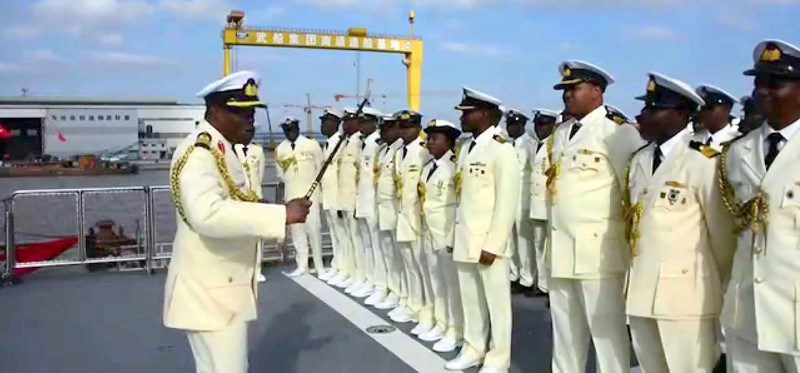 Nigerian Navy appoints new officers for commands