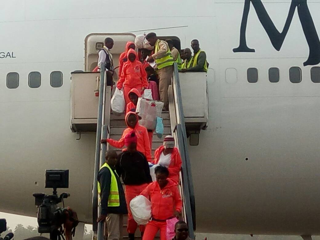 Nigeria begins large scale evacuation of citizens from Libya