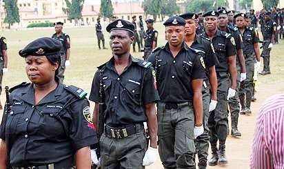 Ogun police say railing suspected ritual killers in Odogbolu