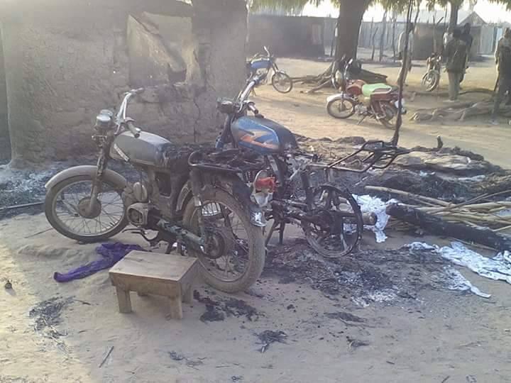 Three killed in fresh invasion of Numan village