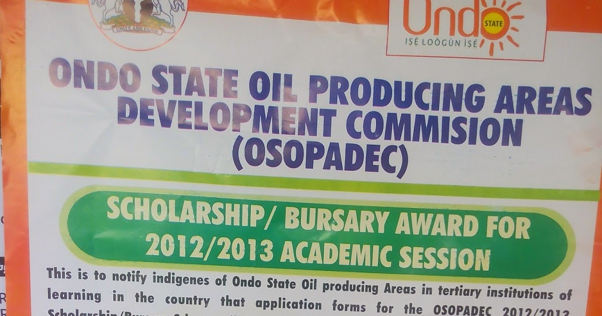 OSOPADEC restates commitment to develop mandate areas