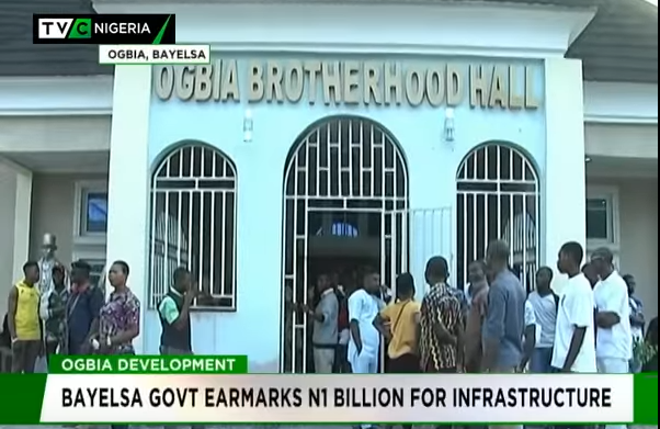 Bayelsa govt earmarks N1b for Ogbia development