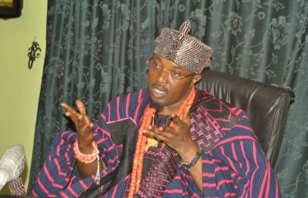 Oluwo wants Nigerian leaders to patronise locally made