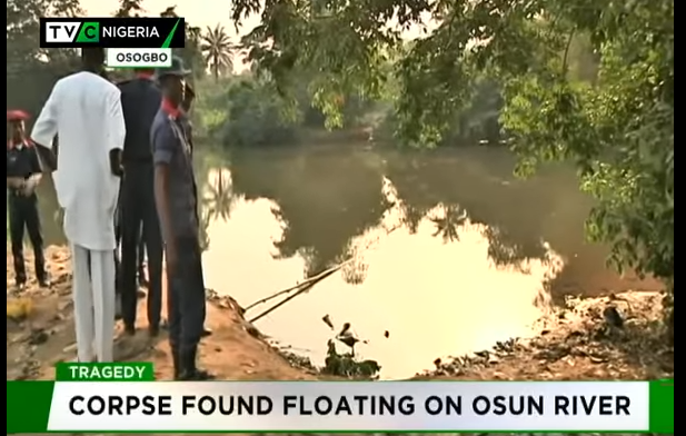 Teenager drowns in Osun River