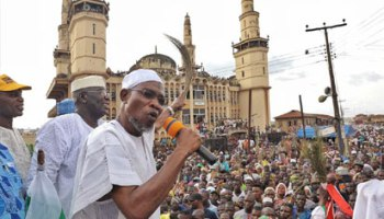 Osun LG Poll:  APC holds final rally in Ilesa