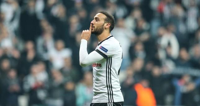 Everton sign Cenk Tosun from Besiktas for $36m