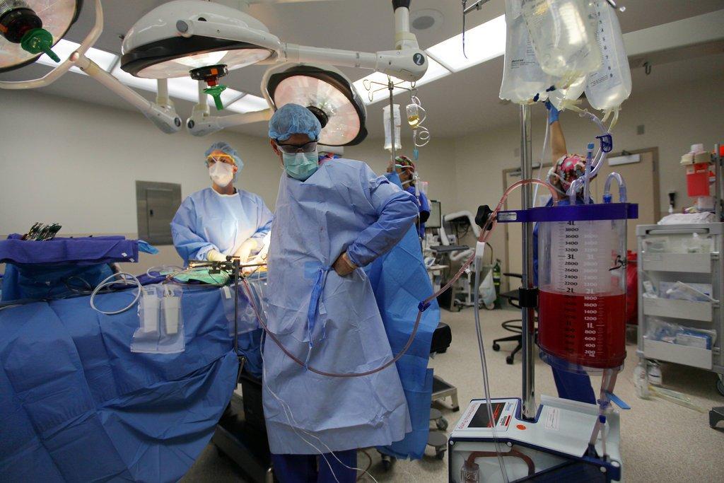 Heated abdominal chemo bath improves ovarian cancer survival