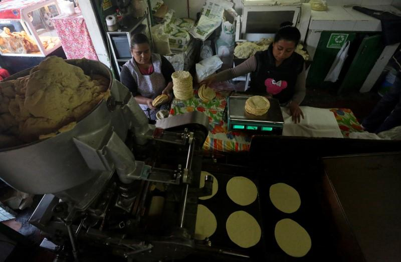 Tortilla, gasoline prices unnerve Mexicans as election year begins