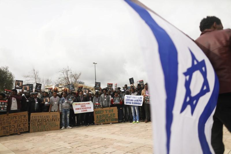 U.N. urges Israel to find solutions for African migrants