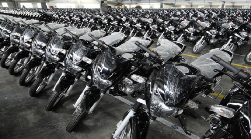 W.H.O. donates motorcycles to disease surveillance officers