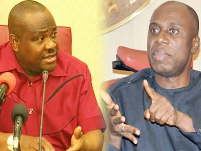 Rivers killings: Amaechi wants Wike to work with Security agencies