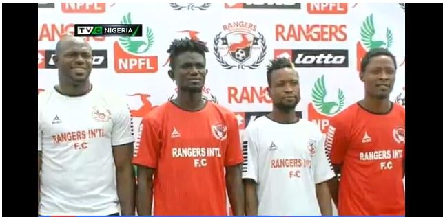 2017/18 NPFA: Rangers to face Akwa United