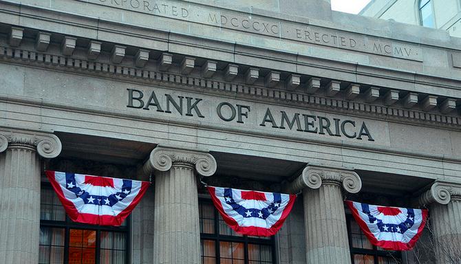 Bank of America profit slumps on $2.9 billion tax charge
