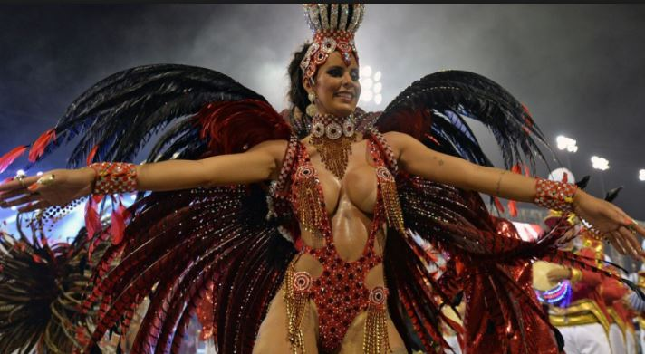 Brazil's Band from city of Rio de Janeiro Wins International Carnival Calabar