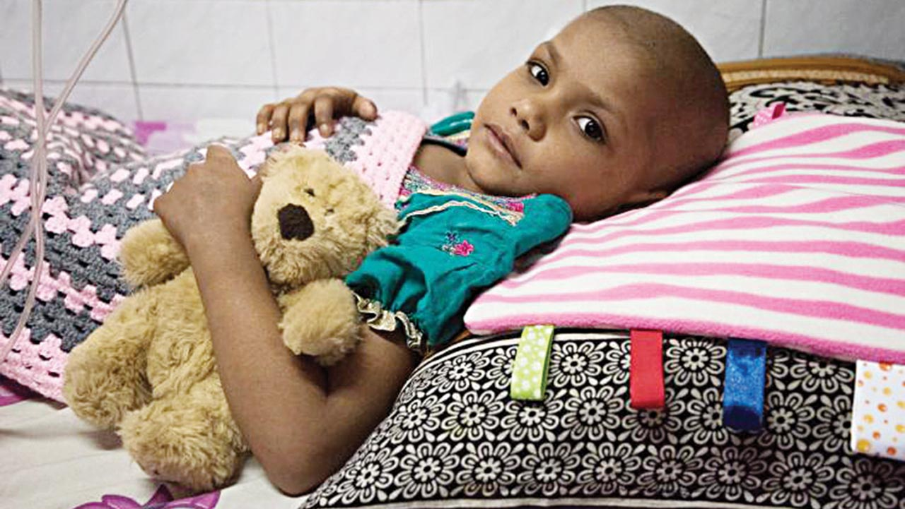 Childhood Cancer: 160 new cases of cancer every year – WHO