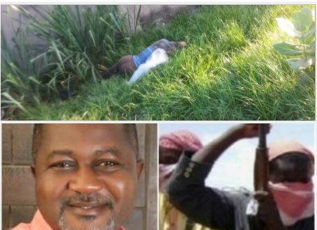 Decomposing body of kidnapped Taraba lawmaker, Hosea Ibi found