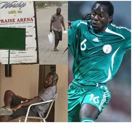 Super Eagle Star, Wilson Oruma is not mad, he is better now – Report