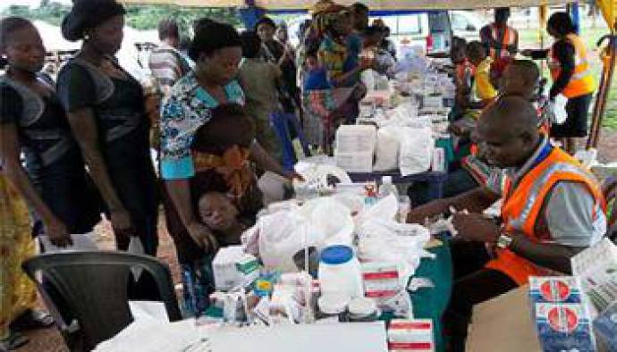 Anambra: NGO administers free health care to over 300 patients