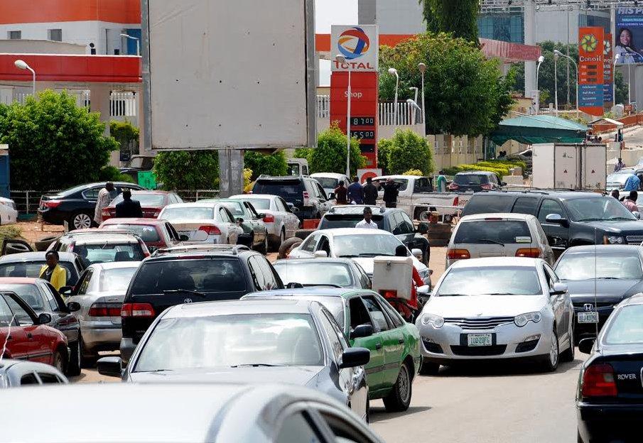 Fuel queues resurface across major cities in Nigeria