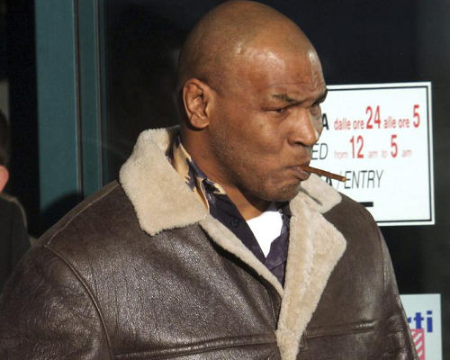 Boxer Mike Tyson to open a marijuana ranch for business