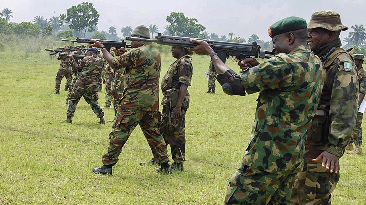 Four soldiers killed as troops launch offensive in Borno