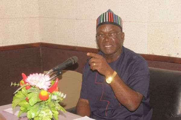 Security threat : Ortom imposes dusk to dawn curfew on Gboko town