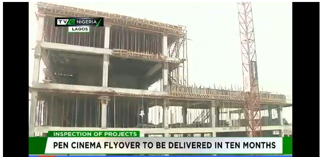 Ambode promises to deliver Pen Cinema flyover in 10 months
