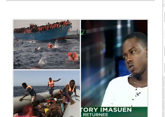 "Agony of Libya Returnees: ""I will not try my luck again by Land"" – Returnee"