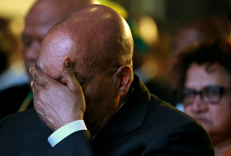 After 9 years of ruling, South African President, Jacob Zuma, resigns