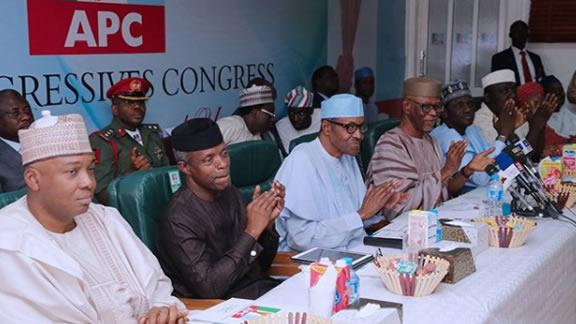 APC: Buhari pledges free, fair primaries for all aspirants