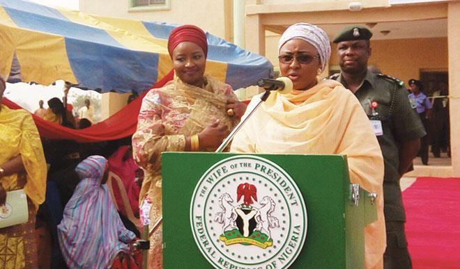Aisha Buhari advocates reduction in Maternal Mortality