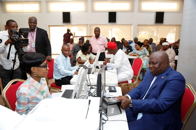 Ambode urges Lagos residents to register for National Identity Card