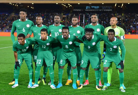 CHAN: Buhari host Home Eagles Wednesday in Abuja