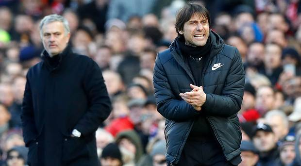 Top four push 'not easy' after Man U defeat – Conte