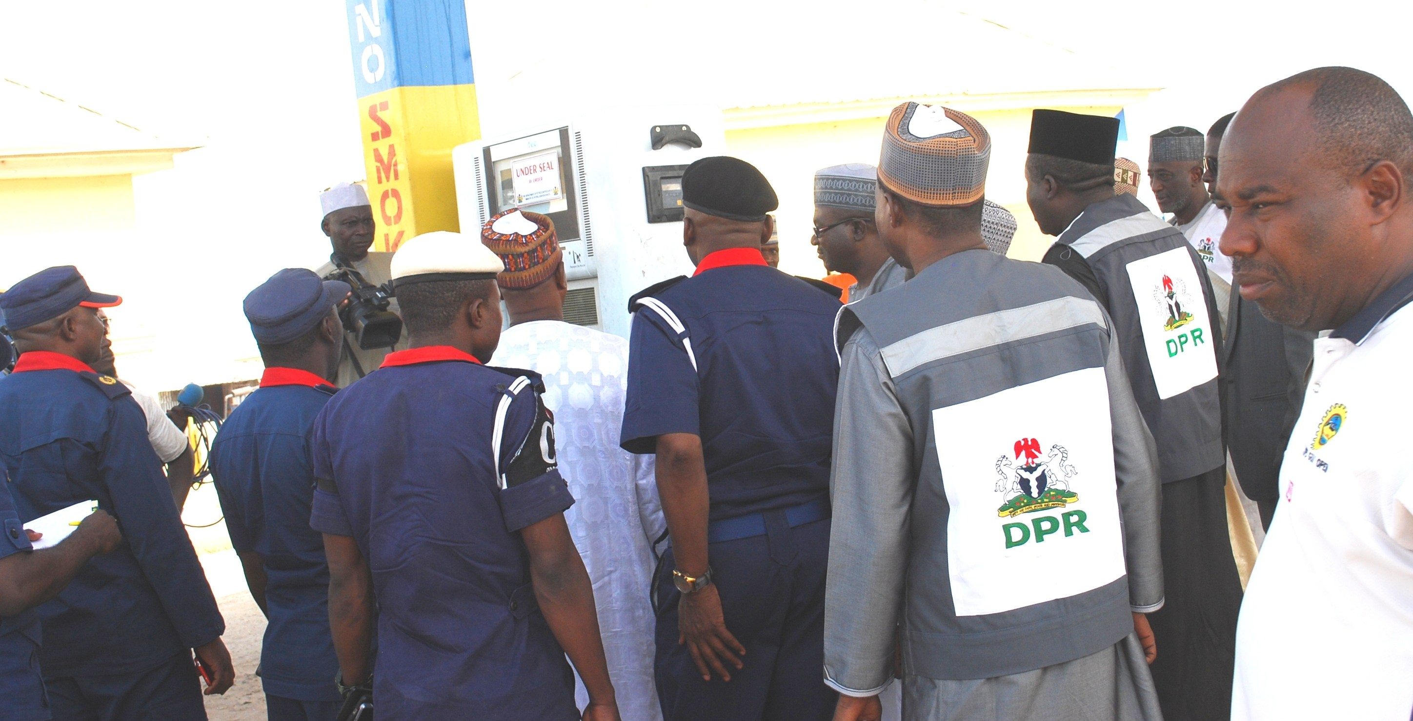 DPR vows to sanction stations selling fuel above official pump price
