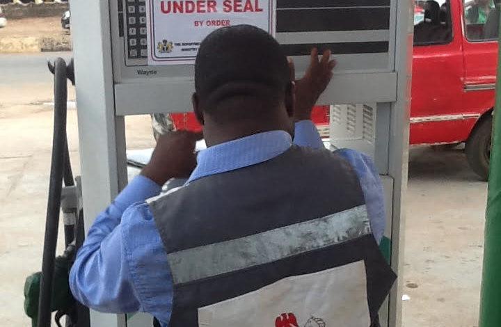 DPR seals three filling stations in Ondo