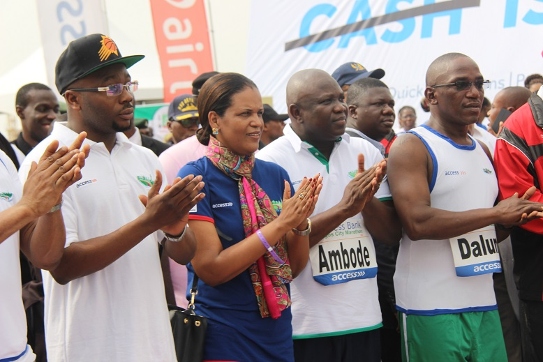 #LagosMarathon: Dalung to receive first Nigerian male, female runners