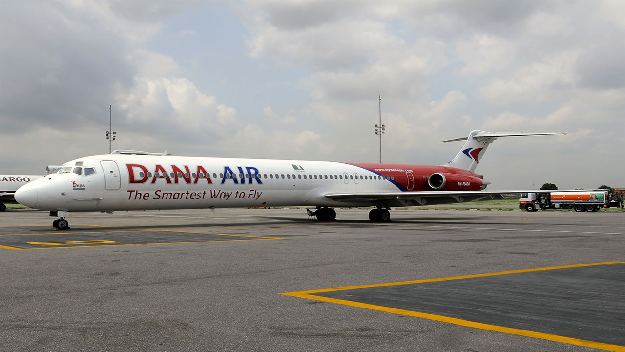 FG launches investigation after Dana aircraft skids off runway