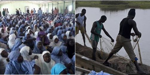 Military employs fishermen, farmers to search for missing #Dapchigirls