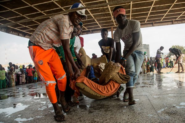Diarrhea kills 26 Congolese refugees in Uganda, infects hundreds – U.N.