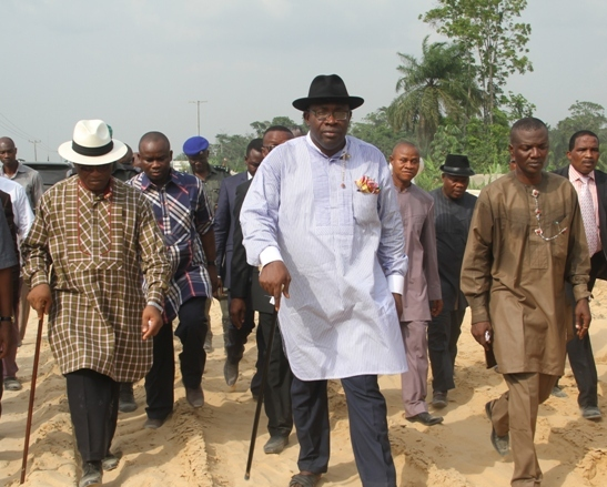 Gov. Dickson is a visionary leader, says Bayelsa lawmaker