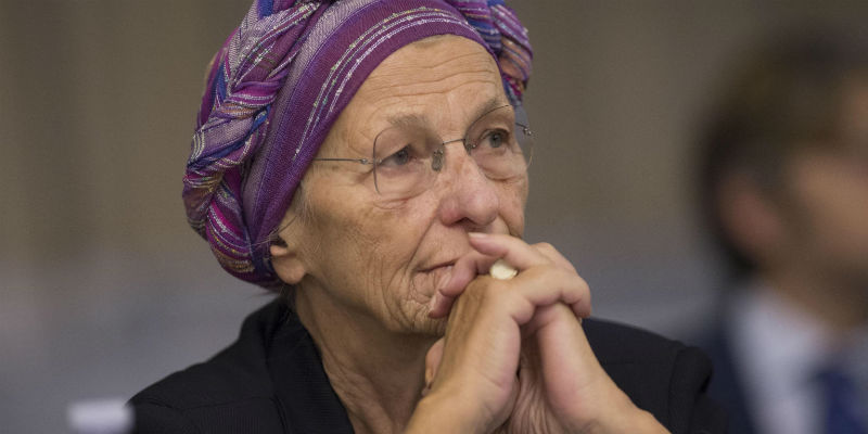 Italy: Bonino kicks against illusory promises