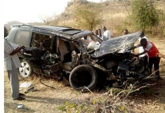 Ex-minister, John Shagaya, dies in auto crash