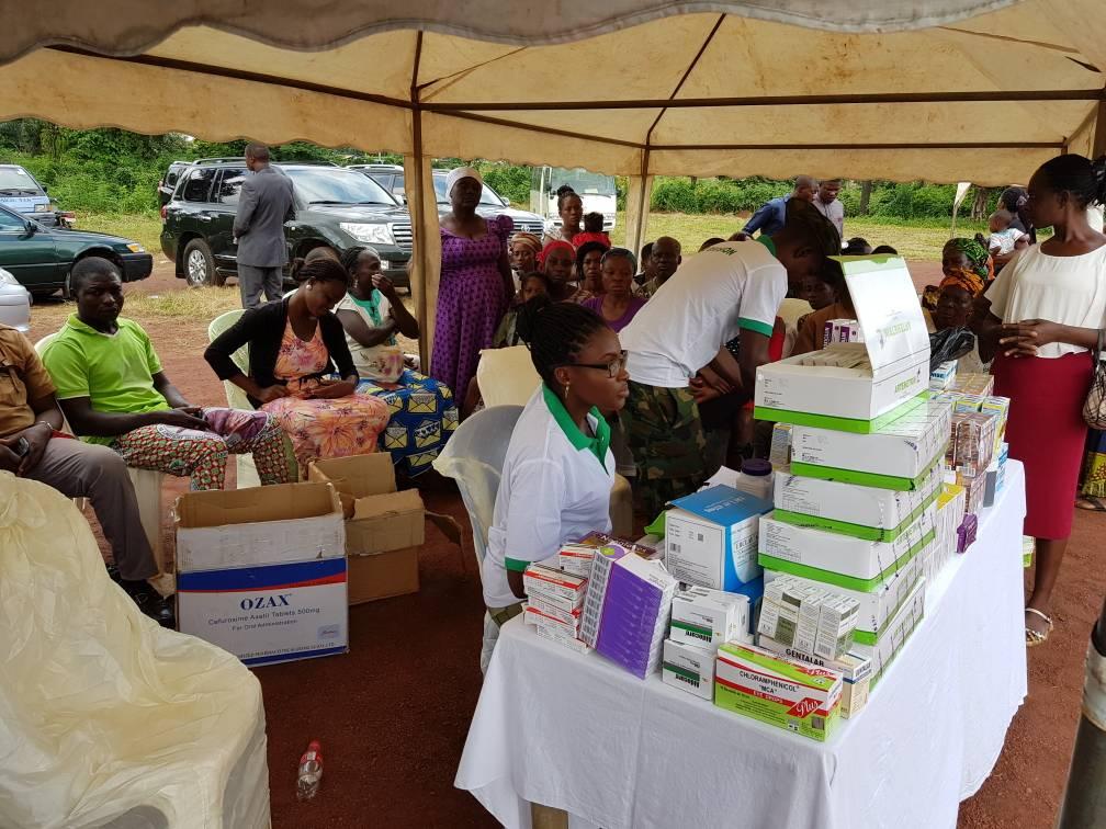 NGO donates educational materials to 10,000 students