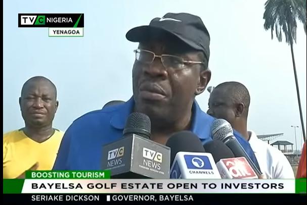 Bayelsa Golf estate open to investors – Dickson