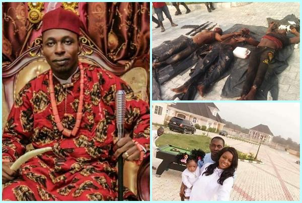 Don Waney's killer squad leader, Agulegbu, killed in Delta