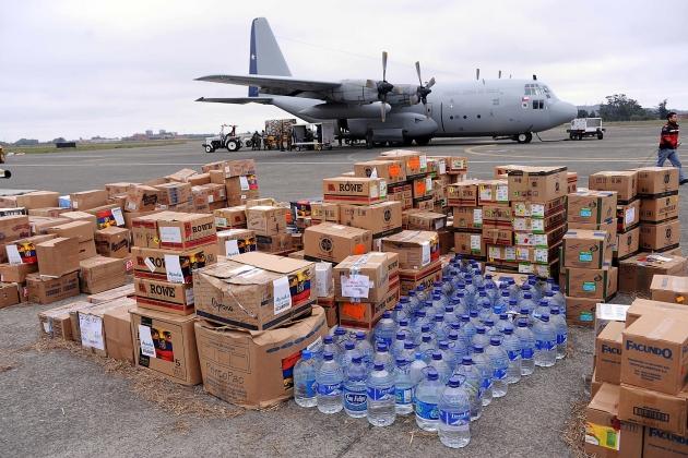 German govt donates $90m worth of humanitarian aid